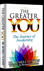 The Greater You Book Release:  Dr. Russell Clayton